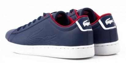 Кеди  для дітей Lacoste 731SPJ0002144 брендове взуття, 2017