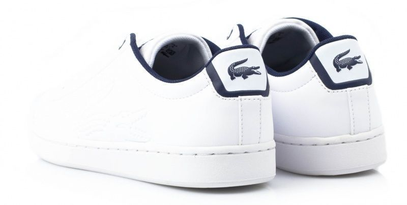 Кеды для детей Lacoste EK30 размеры обуви, 2017