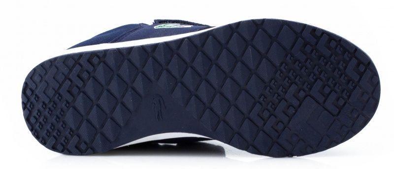Lacoste Кроссовки  модель EK36 размерная сетка обуви, 2017