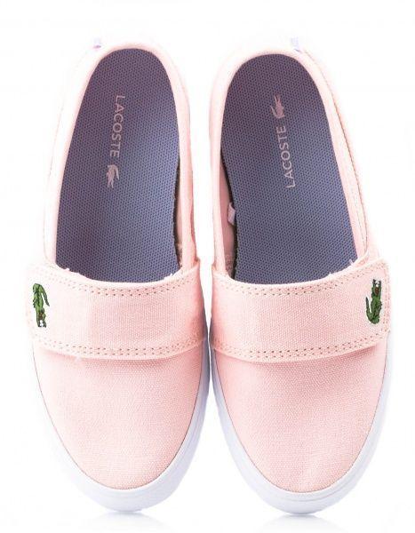 Cлипоны для детей Lacoste EK39 купить обувь, 2017