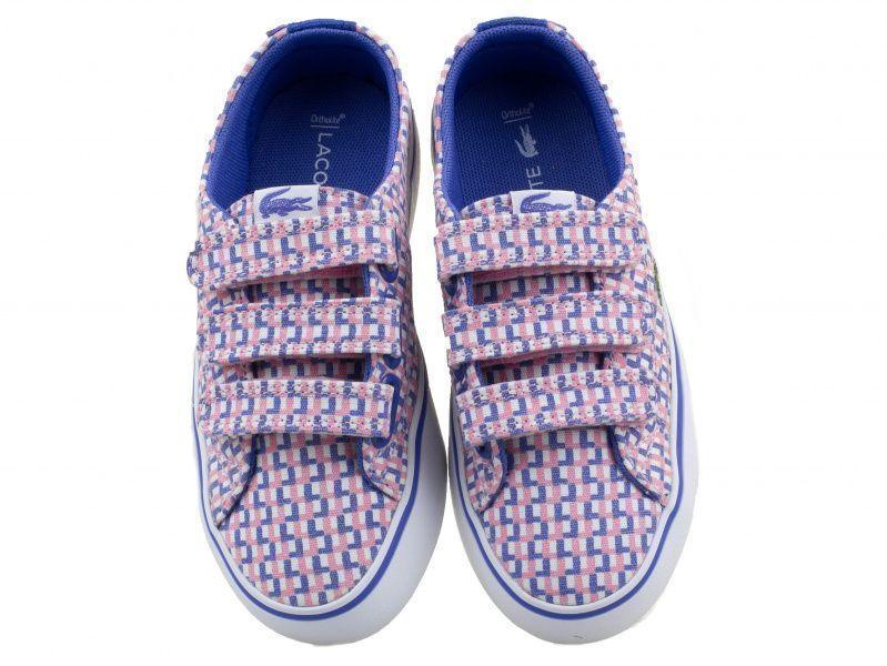 Кеды для детей Lacoste EK48 размеры обуви, 2017