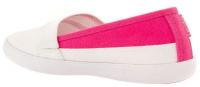 Слипоны для детей Lacoste 733CAJ1025B53 брендовая обувь, 2017
