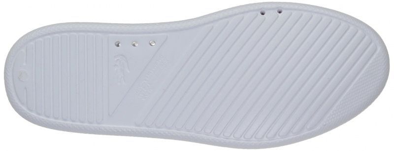 Слипоны для детей Lacoste 735CAC0013F50 брендовая обувь, 2017