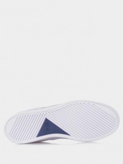 Кеди  для дітей Lacoste 737CUJ0003042 купити взуття, 2017