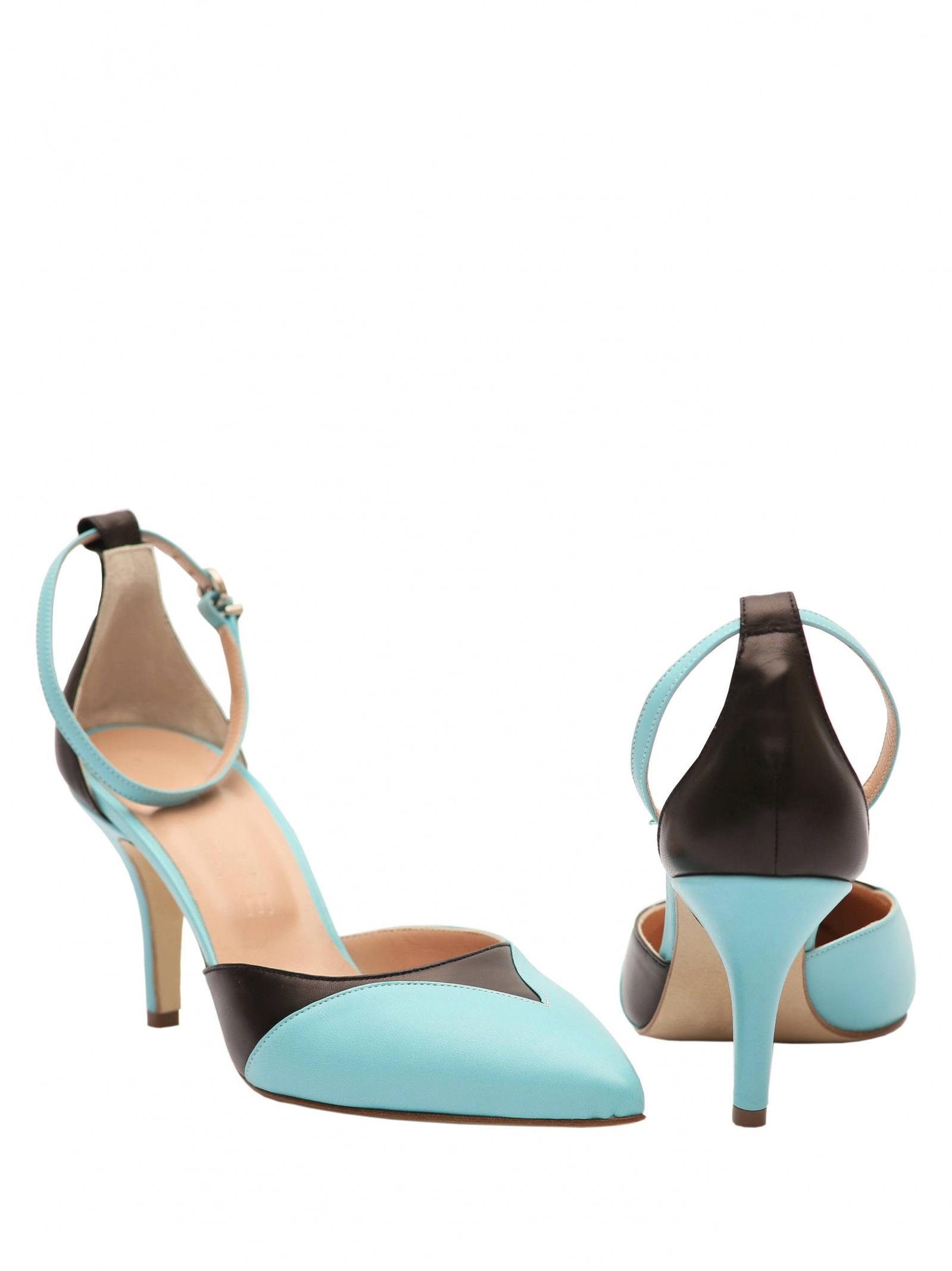 Туфлі  жіночі SITELLE ELL70AZU розмірна сітка взуття, 2017