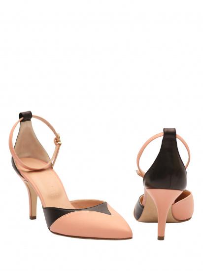 Туфлі  жіночі SITELLE ELL70BEI розмірна сітка взуття, 2017
