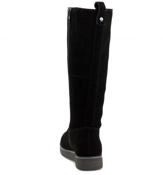 Сапоги для женщин Caprice 26608-29-004 BLACK SUEDE модная обувь, 2017