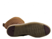 Сапоги для женщин Caprice 26608-29-338 DK BROWN SUEDE фото, купить, 2017