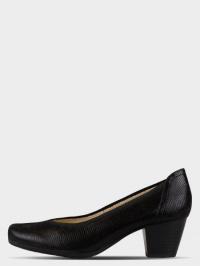 Туфли для женщин Caprice 22301-20-010 BLACK REPTILE цена обуви, 2017