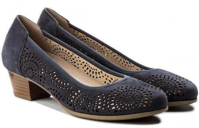 Туфли для женщин Caprice EO130 цена, 2017