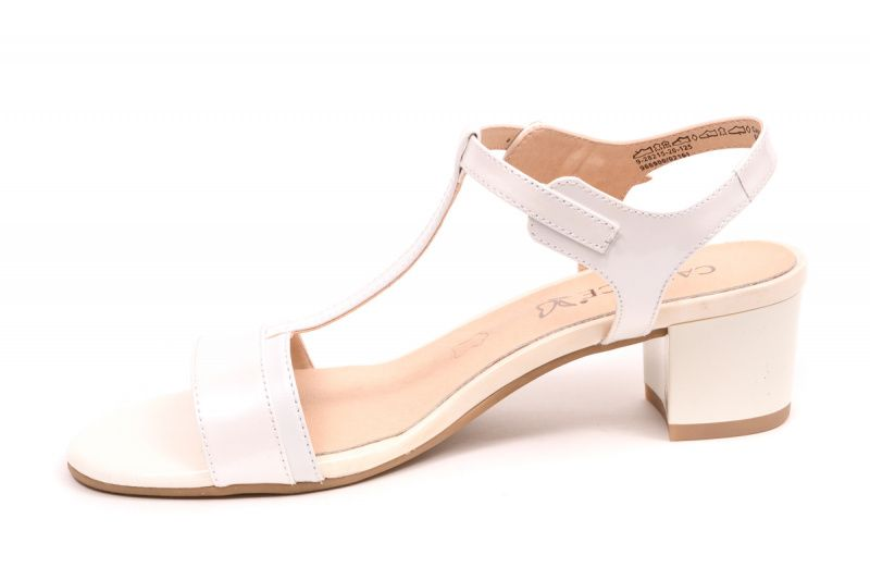 Босоножки для женщин Caprice EO143 размеры обуви, 2017
