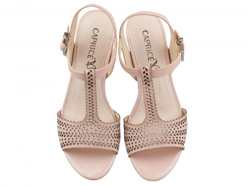 Босоножки для женщин Caprice EO144 модная обувь, 2017