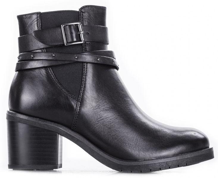 Купить Ботинки женские Caprice черевики жін. (3.5-7.5) EO176, Черный