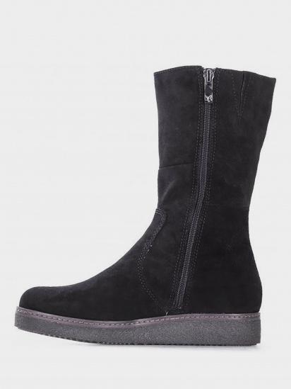 Чоботи  для жінок Caprice 26450-21-004 BLACK SUEDE купити, 2017