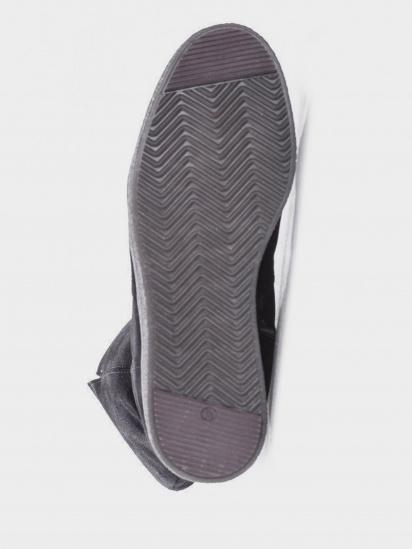 Чоботи  для жінок Caprice 26450-21-004 BLACK SUEDE ціна взуття, 2017