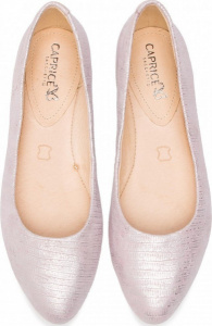 Балетки для женщин Caprice EO199 размеры обуви, 2017