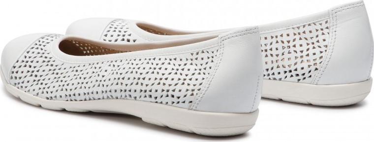 Балетки для женщин Caprice EO206 размерная сетка обуви, 2017