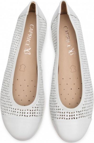 Балетки для женщин Caprice EO206 размеры обуви, 2017