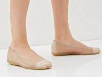 Балетки  для жінок Caprice 22152-22-419 BEIGE REP/PATE продаж, 2017