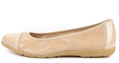 Балетки  для жінок Caprice 22152-22-419 BEIGE REP/PATE модне взуття, 2017