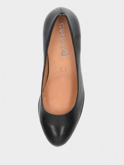 Туфлі Caprice модель 22406-23-022 BLACK NAPPA — фото 5 - INTERTOP