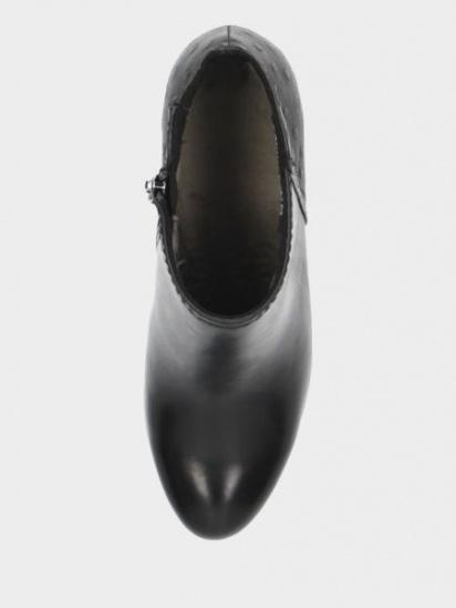 Ботильйони Caprice модель 25401-23-060 BLACK EMU COMB — фото 5 - INTERTOP