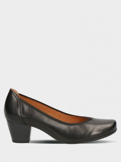 Туфлі Caprice модель 22304-23-022 BLACK NAPPA — фото - INTERTOP