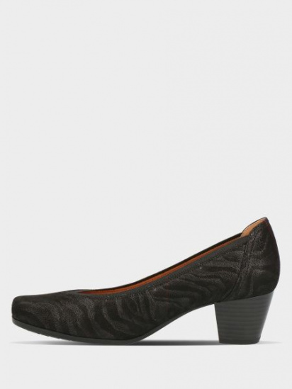 Туфлі Caprice модель 22304-23-093 BLACK ZEBRA — фото 2 - INTERTOP