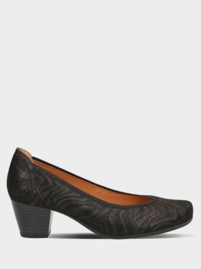 Туфлі Caprice модель 22304-23-093 BLACK ZEBRA — фото - INTERTOP