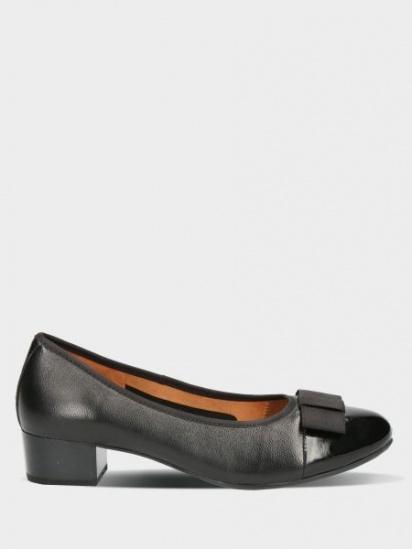 Туфлі Caprice модель 22305-23-026 BLACK NAPPA CO — фото - INTERTOP
