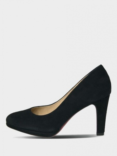 Туфлі Caprice модель 22402-23-004 BLACK SUEDE — фото 2 - INTERTOP