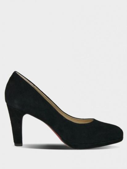 Туфлі Caprice модель 22402-23-004 BLACK SUEDE — фото - INTERTOP