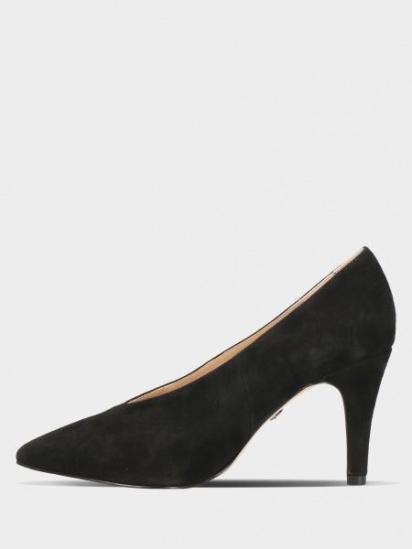 Туфлі Caprice модель 22403-23-004 BLACK SUEDE — фото 2 - INTERTOP