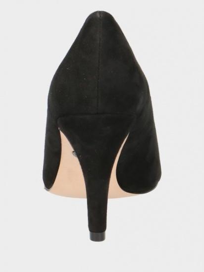 Туфлі Caprice модель 22403-23-004 BLACK SUEDE — фото 3 - INTERTOP