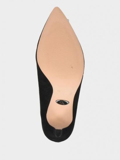 Туфлі Caprice модель 22403-23-004 BLACK SUEDE — фото 4 - INTERTOP