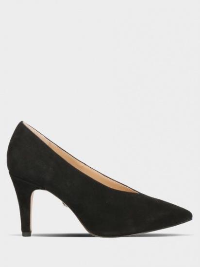 Туфлі Caprice модель 22403-23-004 BLACK SUEDE — фото - INTERTOP