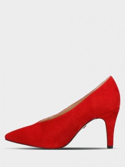 Туфлі Caprice модель 22403-23-530 RED SUEDE — фото 2 - INTERTOP