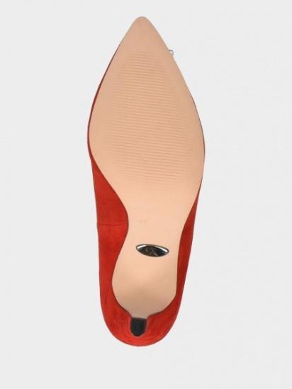 Туфлі Caprice модель 22403-23-530 RED SUEDE — фото 4 - INTERTOP