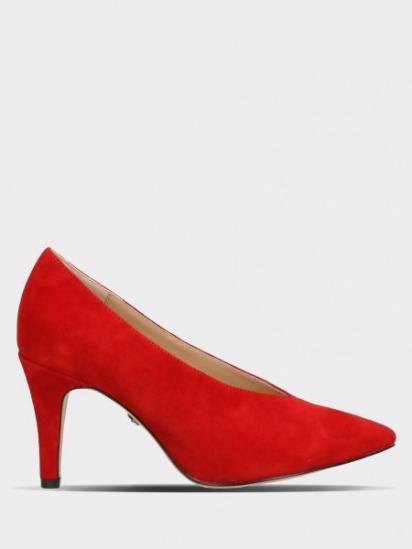 Туфлі Caprice модель 22403-23-530 RED SUEDE — фото - INTERTOP