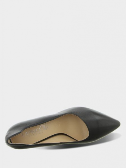 Туфлі Caprice модель 22408-23-022 BLACK NAPPA — фото 3 - INTERTOP