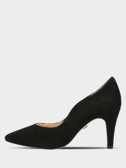 Туфлі Caprice модель 22412-23-004 BLACK SUEDE — фото 2 - INTERTOP