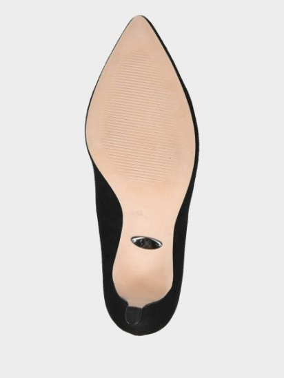 Туфлі Caprice модель 22412-23-004 BLACK SUEDE — фото 4 - INTERTOP