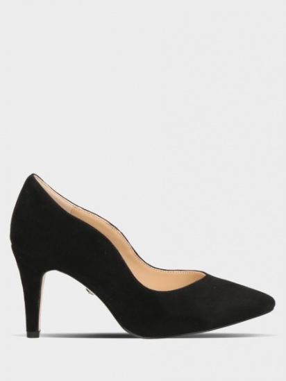 Туфлі Caprice модель 22412-23-004 BLACK SUEDE — фото - INTERTOP
