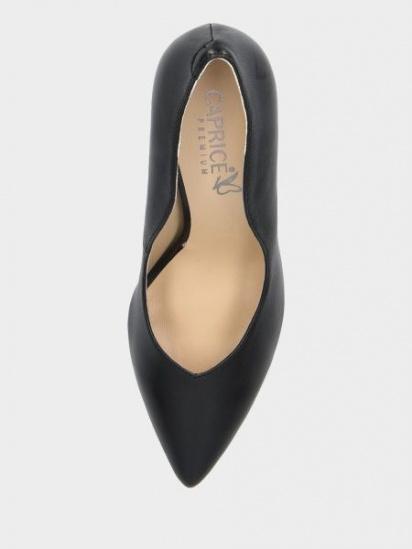 Туфлі Caprice модель 22412-23-022 BLACK NAPPA — фото 5 - INTERTOP