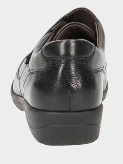 Напівчеревики Caprice модель 24602-23-022 BLACK NAPPA — фото 3 - INTERTOP