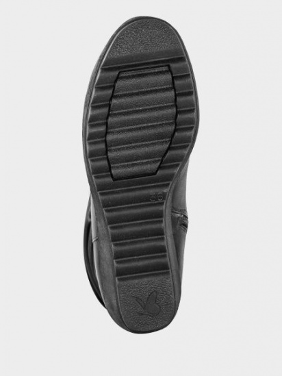 Черевики Caprice модель 26407-23-022 BLACK NAPPA — фото 4 - INTERTOP