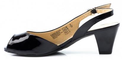 Босоніжки  для жінок Caprice 29500-26-018 black patent фото, купити, 2017