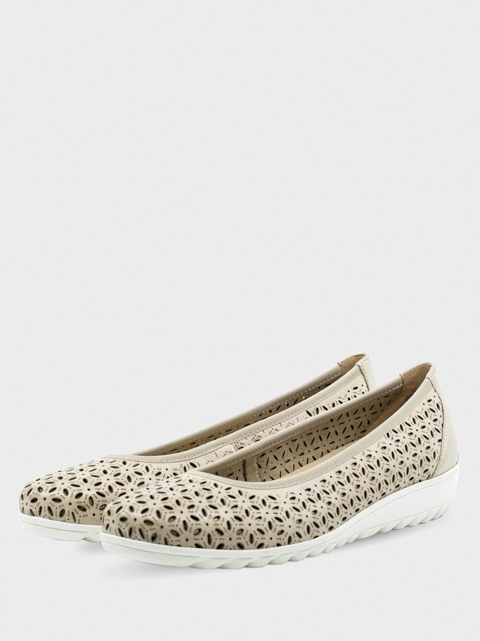 Балетки для женщин Caprice EO319 размерная сетка обуви, 2017