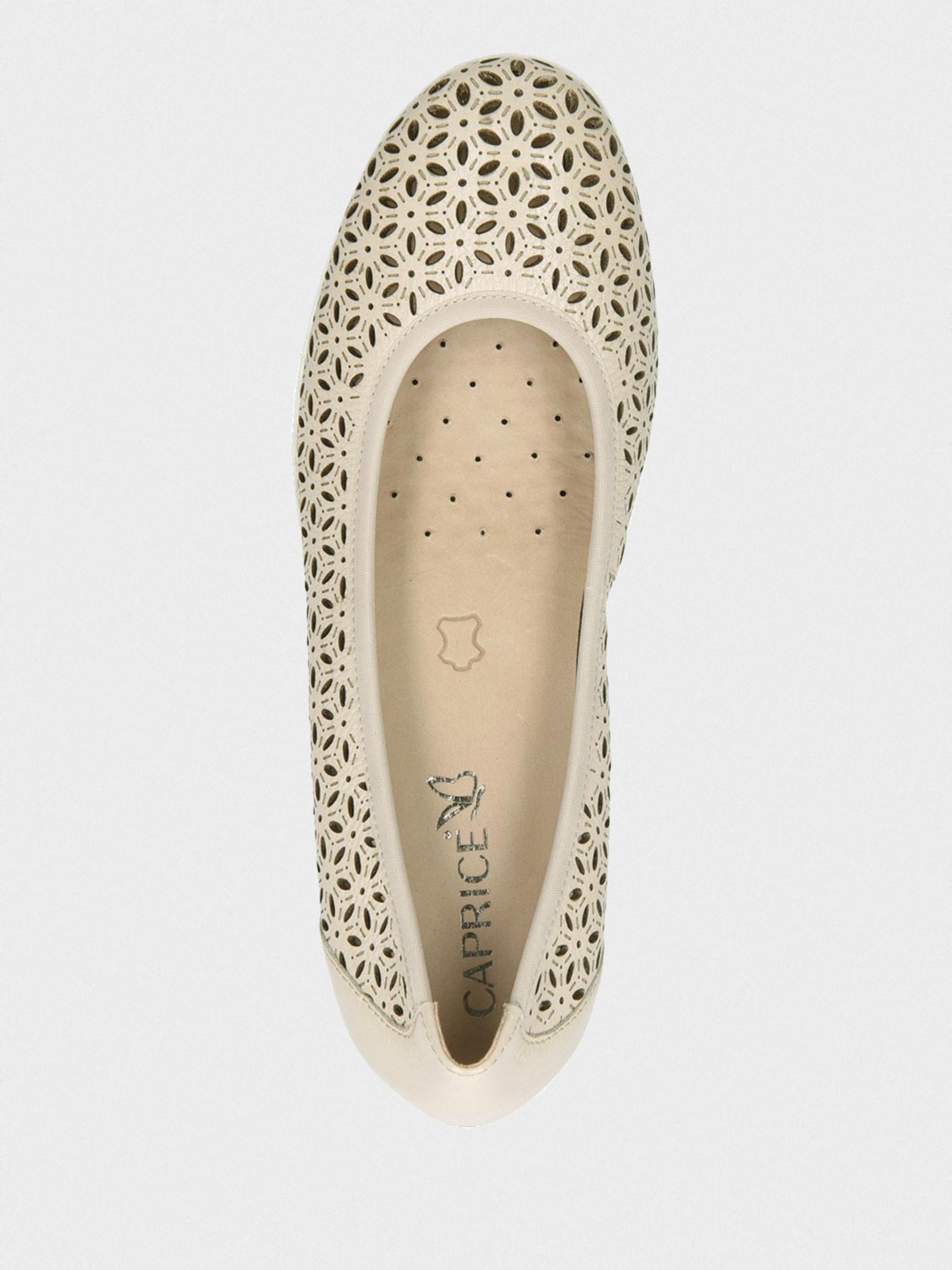 Балетки для женщин Caprice EO319 размеры обуви, 2017