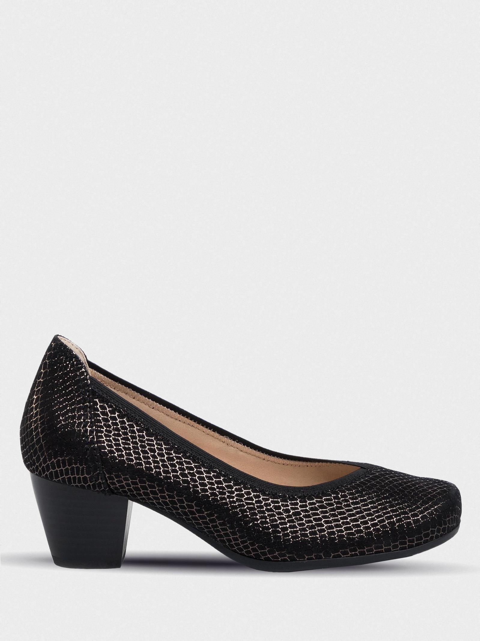 Туфли для женщин Caprice EO321 примерка, 2017
